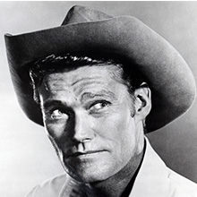 "Connors, Chuck  (""The Rifleman"")"